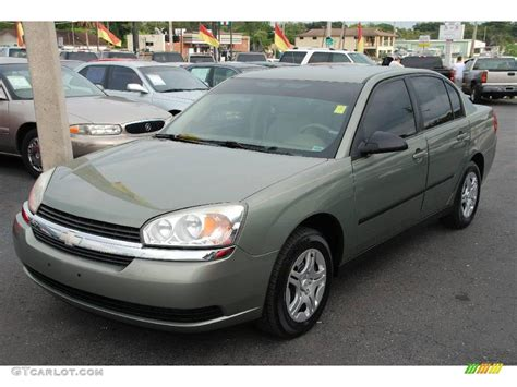 2005 chevy malibu change 2005 silver green metallic chevrolet malibu sedan