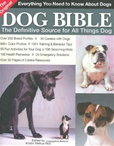 dogs in the bible the original bible the definitive new source to all things original