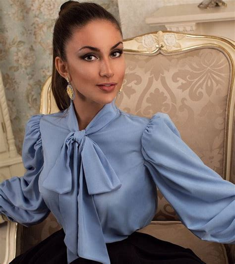 White High Neck Blouse With Bow by 25 Best Ideas About Bow Blouse On Blouses