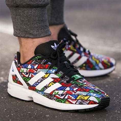 Adidas Zx Flux Limited Edition by Adidas Zx Flux Limited Edition