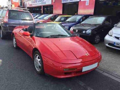 old car owners manuals 1990 lotus elan on board diagnostic system lotus elan se petrol manual 1990 g car for sale