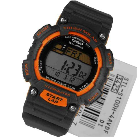 Jam Tangan Pria Tetonis Original Baru Dual Time Aktif Harga Murah jual casio stl s100h 4av baru jam tangan terbaru murah lengkap murahgrosir