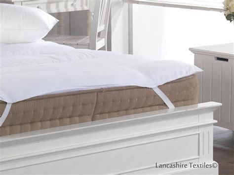 Quality Mattress Uk by 5 Hotel Quality Microfibre Mattress Topper Lancashire