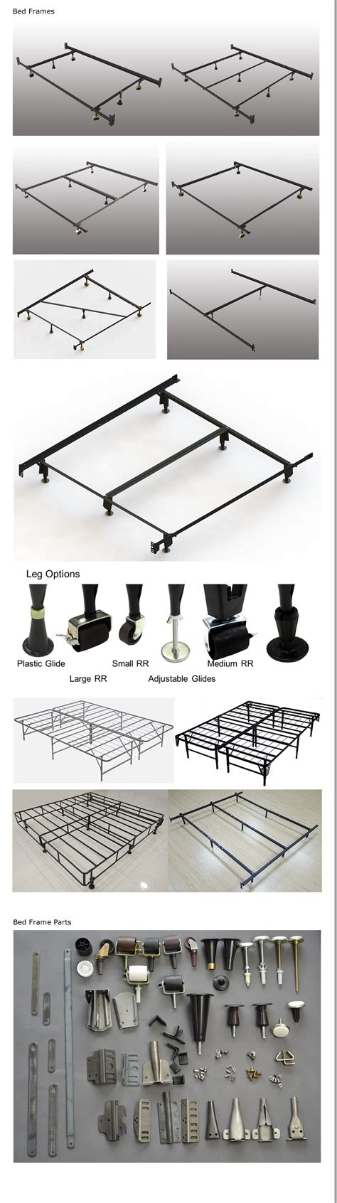 parts of a bed frame arw bed frame parts