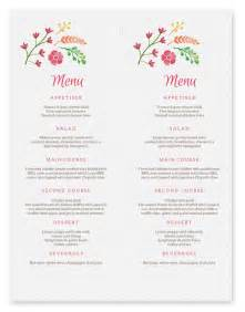free printable wedding menu templates calendars 2016 printable free page 2 calendar template 2016