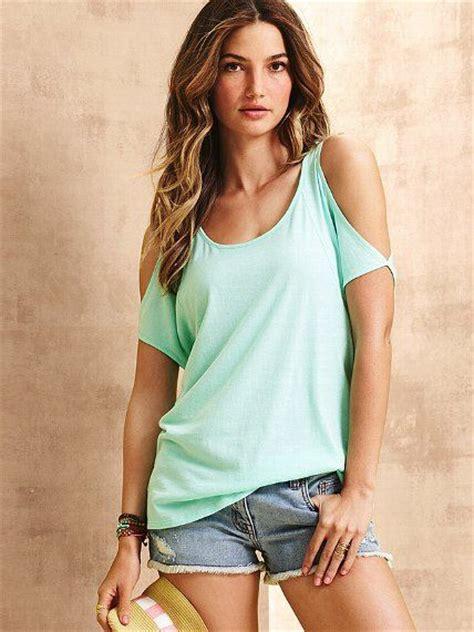 Outshoulder Shirt 47 best shirts cut out diy images on