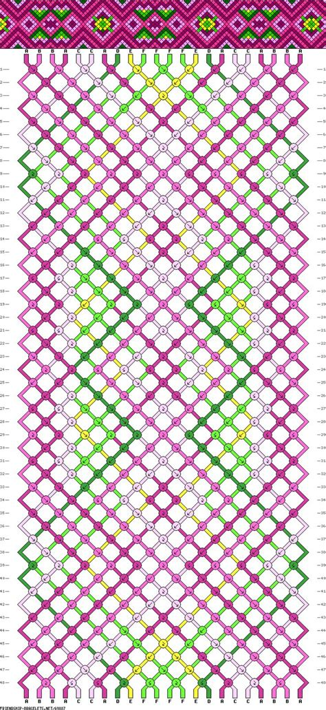 Cool Macrame Bracelet Patterns - 100 ideas to try about friendship bracelet patterns to