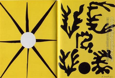 Arte Black Verve 117 best images about matisse cut outs on