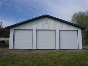 steel building with living quarters