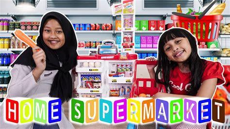 Mainan Kasir Supermarket Play Set Mainan Anak Supermarket Kasir mainan kasir kasiran anak dhian toys