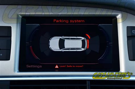 download car manuals 2012 audi a4 parking system audi a6 4f0 aps audi parking system front rear w ops