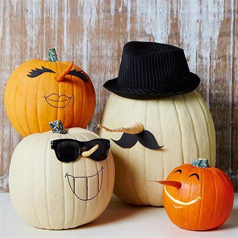 pumpkin designs interesting halloween decorating ideas