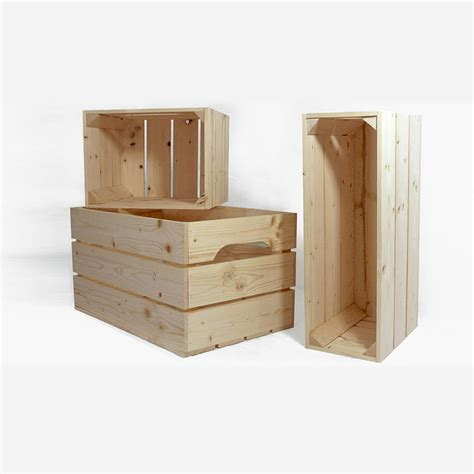 Où trouver des caisses de bois pour sa déco ?   Déconome