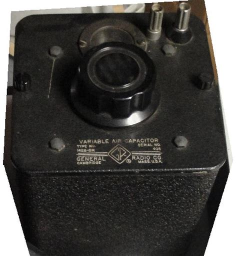 type of capacitor in radio type of capacitor in radio 28 images sangamo type 294 large high voltage collins radio