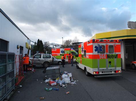 Buchs Auto by Buchs Sg Unfall Fordert Schwer Verletzten Fussg 228 Nger