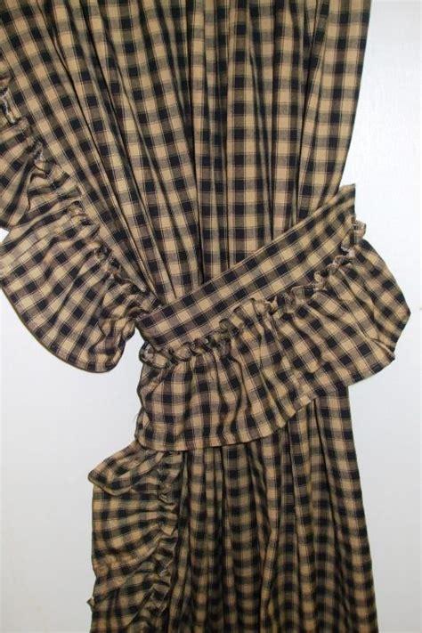 Country Ruffled Curtains   Curtain   Pinterest   Curtain