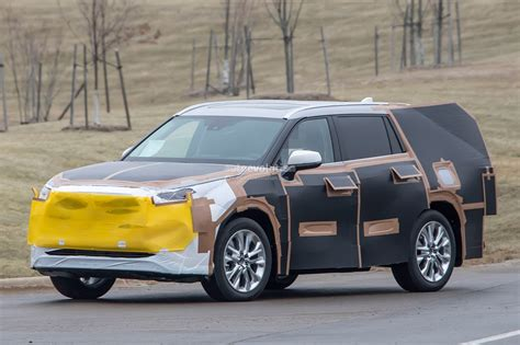 Toyota New 2020 2020 toyota highlander spied features rav4 inspired front