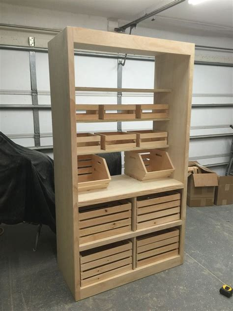 freestandingpantry organization ideas pinterest