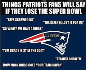 Atlanta Falcons Memes - patriots falcons memes best funny super bowl 2017 memes