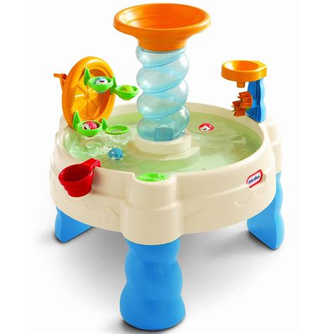 Water Tables For Toddlers by Tikes Spiralin Seas Waterpark Outside Water Play