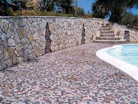 mosaici da pavimento mosaico per esterni piastrelle