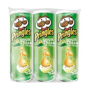 Chips Tuile by Pringles Tuile 224 La Cr 232 Me D Oignon Tous Les Produits