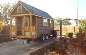 Building Small Home On Trailer Building A Tiny House On A Trailer Tiny House Pins