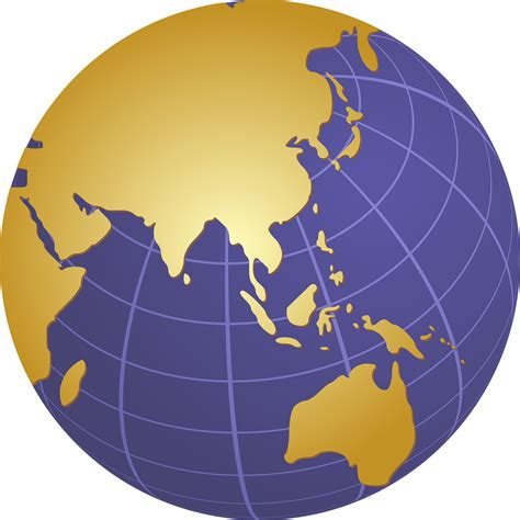 globe map of asia globe asia sldinfo