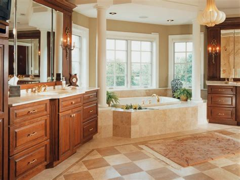 bath vs 3 4 cheap vs steep bathroom tile hgtv