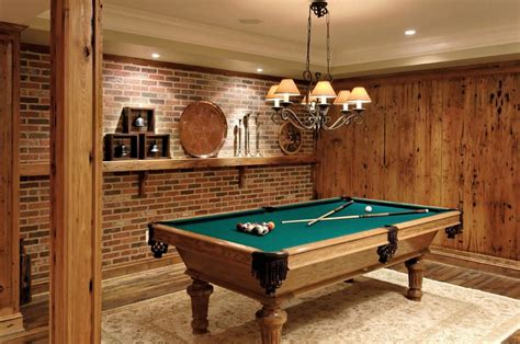 Pool Table Space by Billiards Room Interior Design Tips And Ideas Home