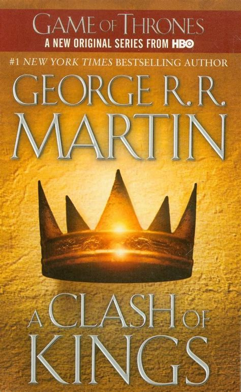 king s crown books libro of thrones a clash of vol 2 ingles pb