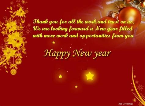 new year wishes business letter sle merry christmas