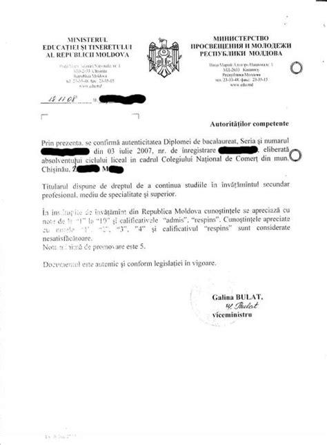 consolato moldavia dichiarazione di valore lavorare e studiare ambasada