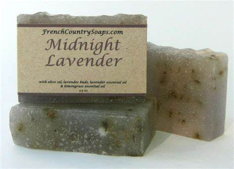 Handmade Soap Calgary - soap handmade all midnight lavender