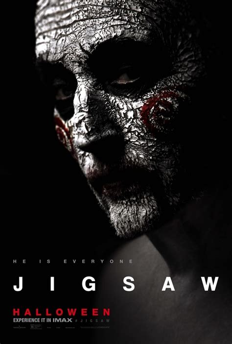 film jigsaw full movie jigsaw army is on the march in latest saw 8 posters movieweb