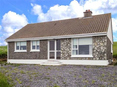 Silver Cottages by Silver Strand Cottage Glencolumbkille County Donegal