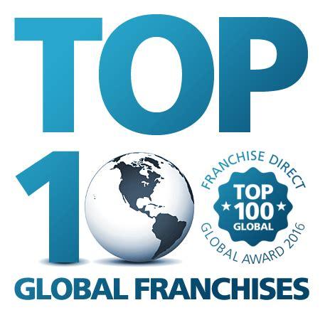 Franchise Teh Racik top 100 franchises top global businesses