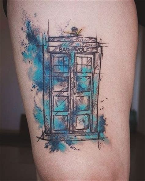 tardis tattoo best 25 tardis ideas on doctor who