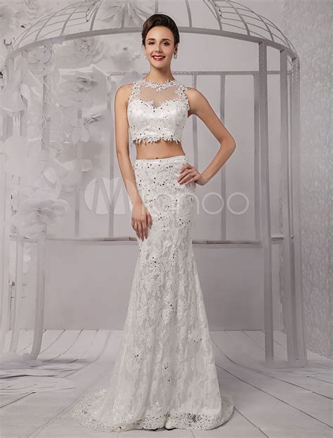 Dnesya Lace Top B L F top lace mermaid amazing styles wedding dress wedding