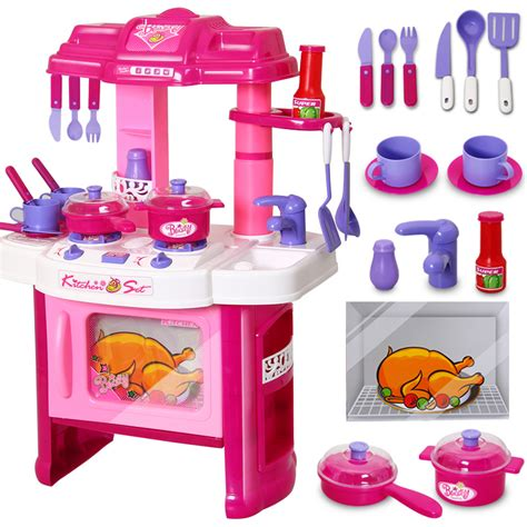 kitchenware online girls kitchen toys set kid kitchenware cooking baby girl