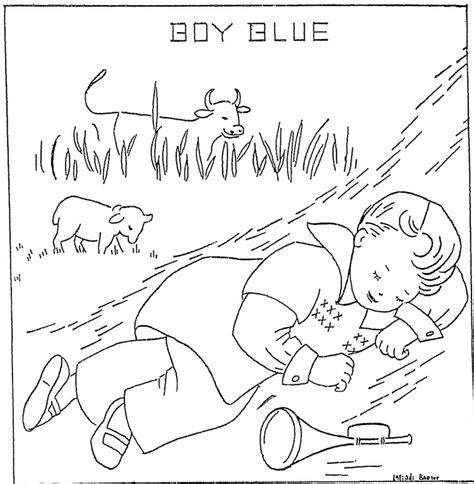 susan lawson little boy blue come blow your horn