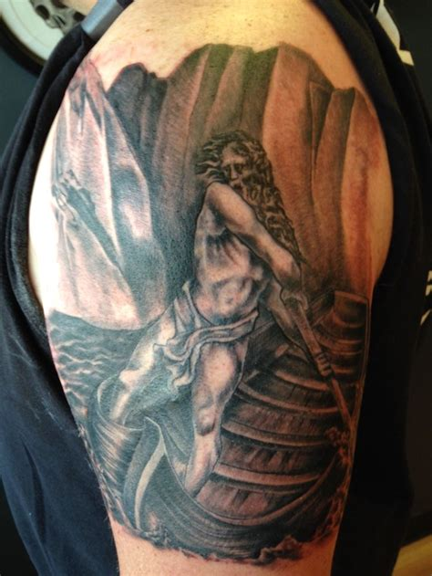 brian tattoo brian s new dante inferno s ink