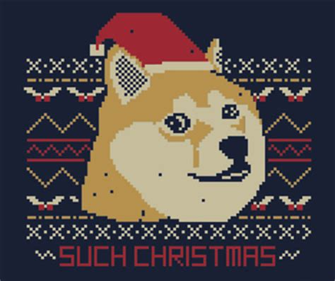 Doge Meme Christmas - such christmas doge t shirt christmas doge meme shirt