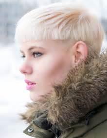 coupe de cheveux courte femme hiver 2016 les plus belles