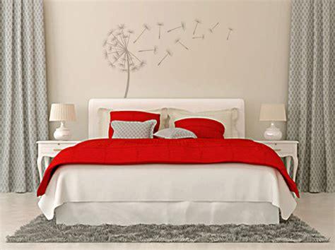 sensual paintings for the bedroom paardebloem verfsjabloon muursticker