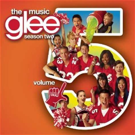 Cd Glee Cast The Season One Volume 2 glee the volume 5