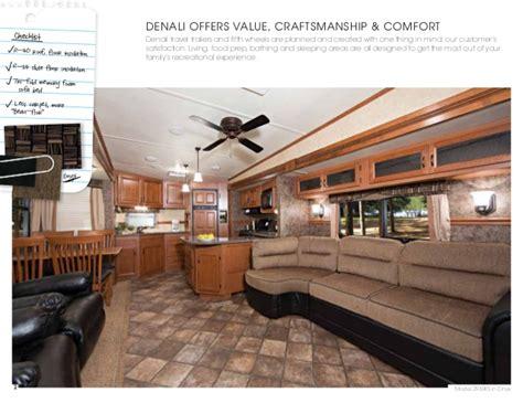Denali 5th Wheel Floor Plans by Denali Rv Floor Plans Gurus Floor