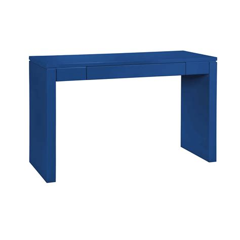 Collectic Home by Blue Sofa Table Blue Console Table W 3drawers At 1stdibs