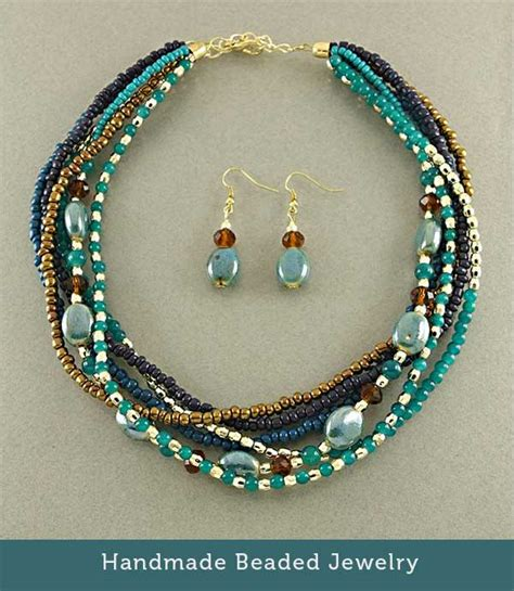 Handcrafted Jewelry Blogs - beaded jewelry handcrafted jewelry