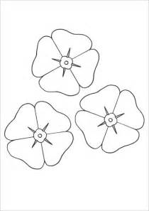 Poppy Printable Template by 21 Poppy Coloring Pages Free Printable Word Pdf Png
